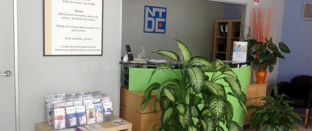 Recepción - Clínica NTDE