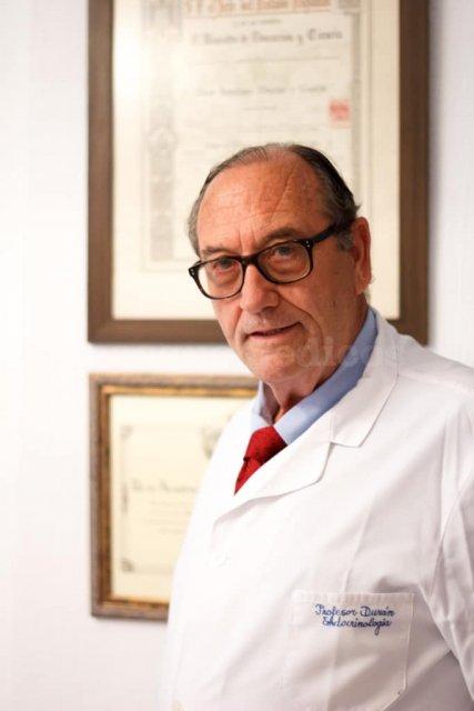 - Santiago Durán García