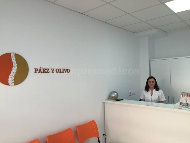 Recepción Clínica Páez y Olivo - Clínica Páez y Olivo