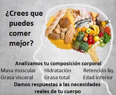 ¿Crees que puedes comer mejor - Anabella Lara Redondo