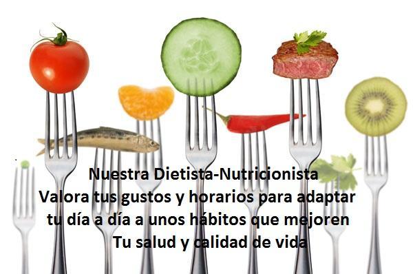 Alimentación personalizada - Anabella Lara Redondo