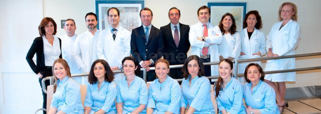 Equipo médico - Innova Ocular Virgen de Luján