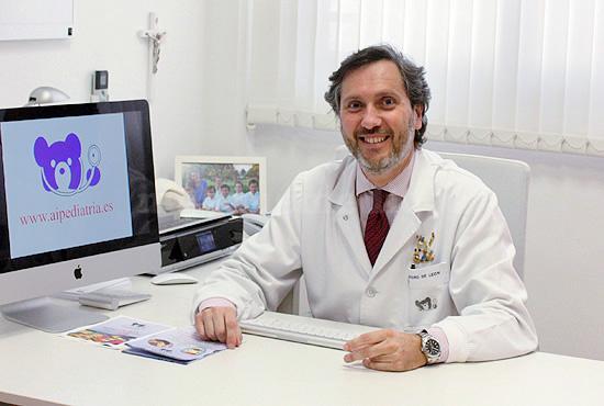 Dr. Pedro León - Asistencia Integral de Pediatría