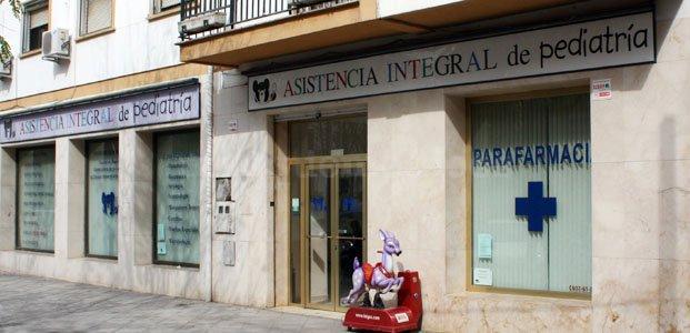 Localización - Asistencia Integral de Pediatría