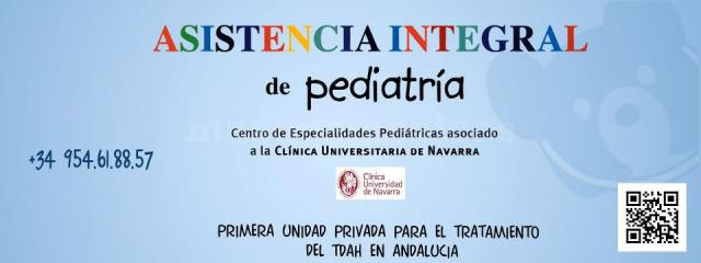 Banner - Asistencia Integral de Pediatría