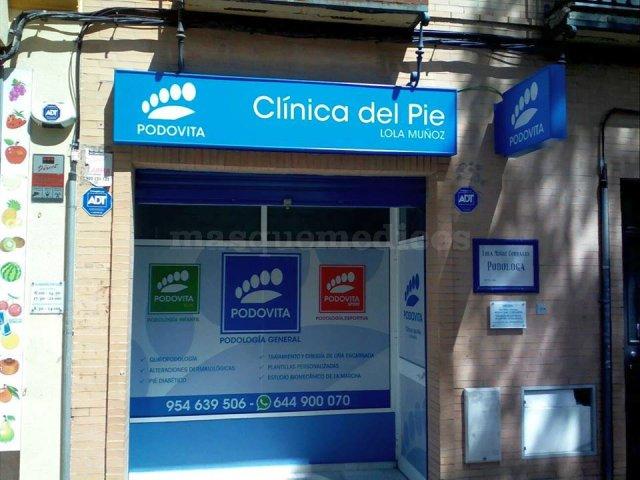 - Podovita Clínica del Pie