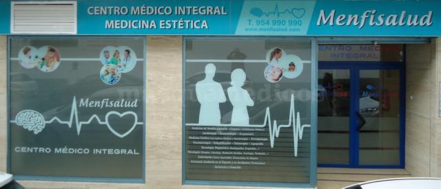 Centro Menfisalud - Exterior - Federico Casado Reina