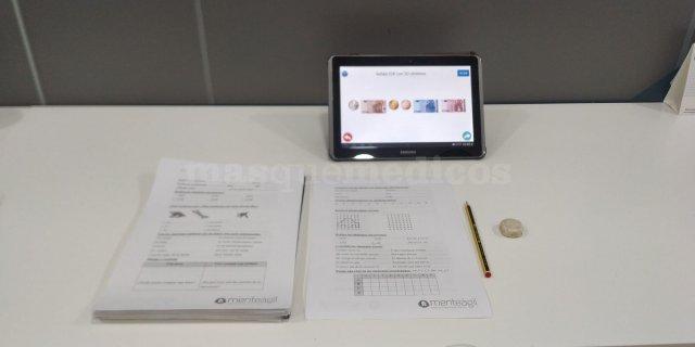 Planes de trabajo y app propia Imentia - Macarena Ruiz Peñalosa