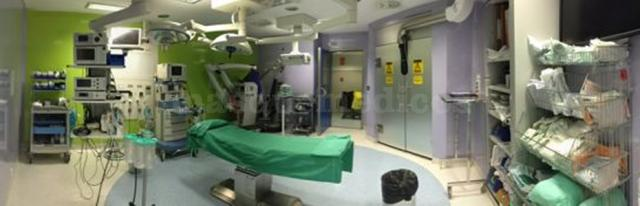 Quirófanos - Instituto Urológico Doctor Pena