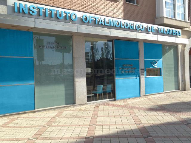 Clínica Oftalmológica  - Instituto Oftalmológico de Talavera