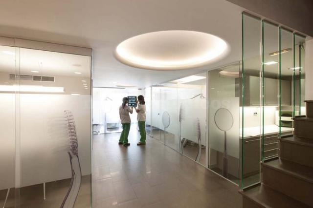 Las instalaciones - Alba Clínica Dental