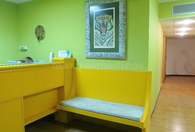 Recepción - Clínica Dental Guiu
