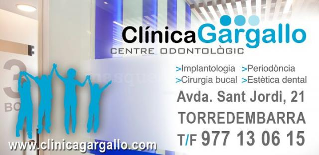 Clínica Gargallo també a Torredembarra - Clínica Gargallo