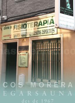 Nuestro centro - Cos Morera - Egarsauna