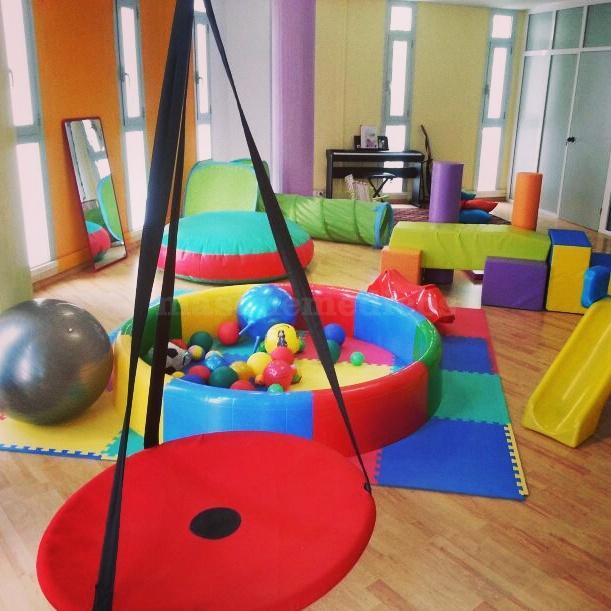 Sala de Integración sensorial y Musicoterapia - Asociación de Musicoterapia y Psicoterapias