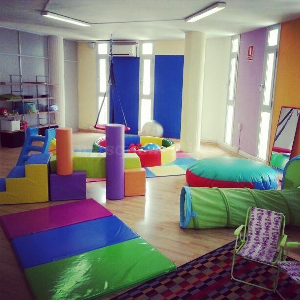 Sala de Psicomotricidad - Asociación de Musicoterapia y Psicoterapias