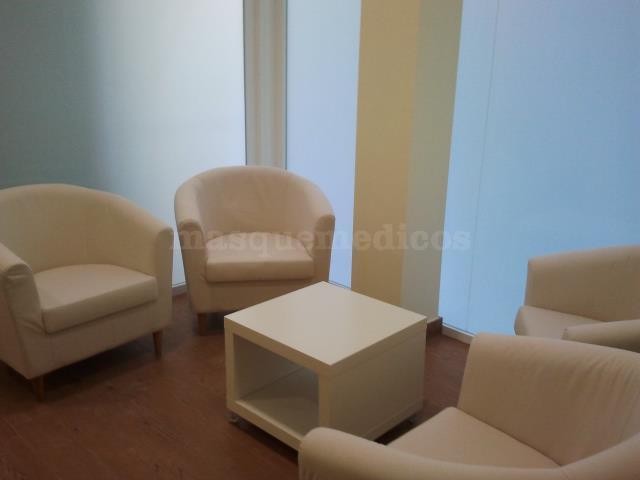 Sala de espera - Podopie