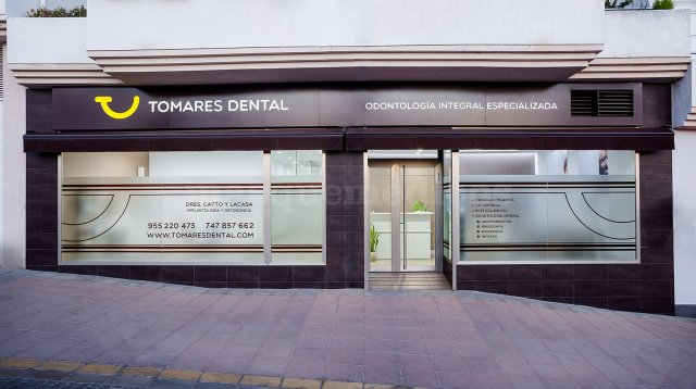 Fachada - Tomares Dental