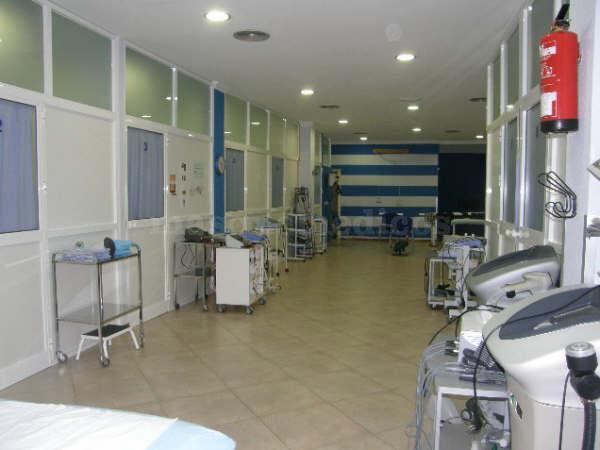 Gimnasio 1 - Centro Profesional de Recuperación Funcional