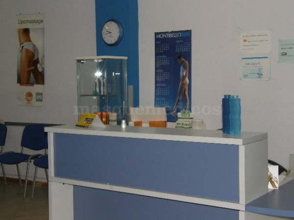 Recepción - Centro Profesional de Recuperación Funcional