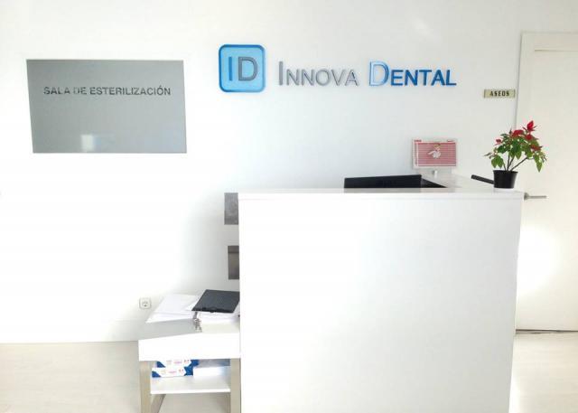 Recepción - Innova Dental