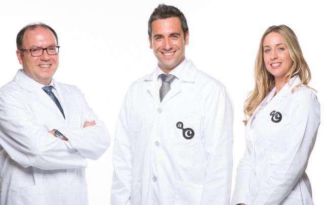 Equipo AC Cirugía Plástica - Dr. Alexo Carballeira Braña