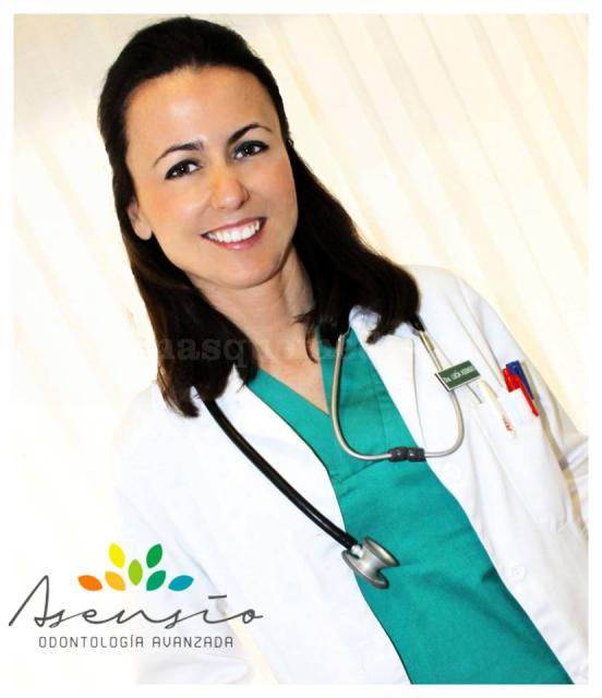 Dra. Lucía Asensio - Clínica Dental Asensio
