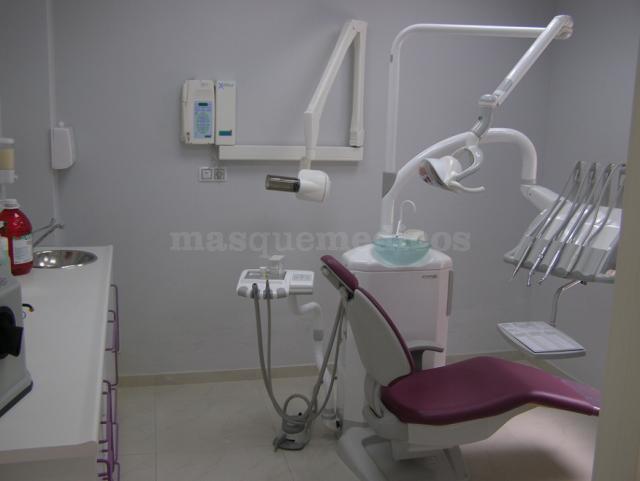 gabinete 1 - Clínica Dental Doctor Lluch