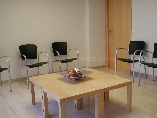 Sala de espera - Clínica Müller
