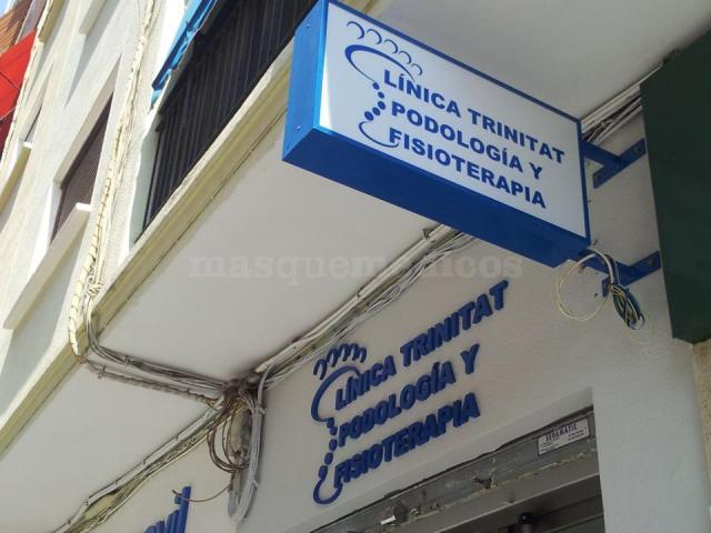 La clínica - Clínica Trinitat Podología y Fisioterapia