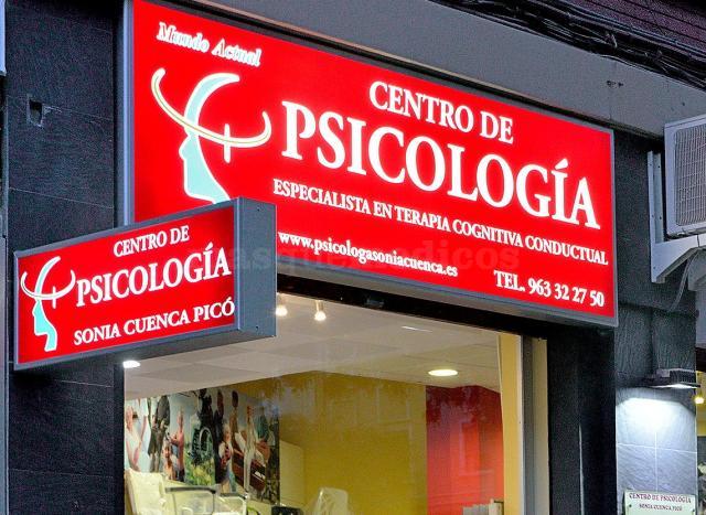 Fachada del centro - Centro de Psicología Sonia Cuenca