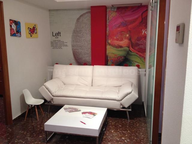 Sala de espera - Centros Psicopedagógicos Gabaldón