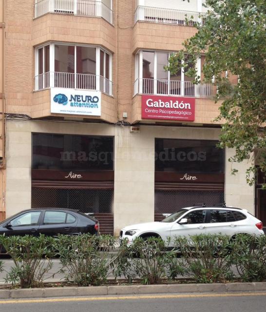 El centro - Centros Psicopedagógicos Gabaldón