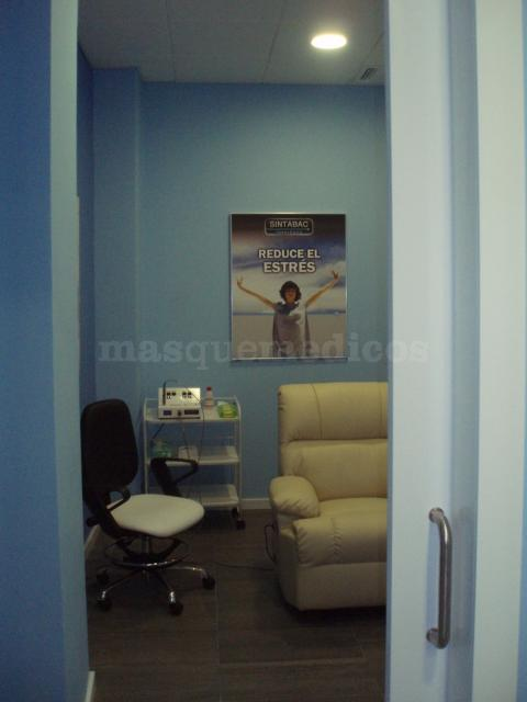 Gabinete Laserterapia - Salud y Terapias