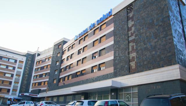 Hospital Casa de Salud. Cirugías programadas. - Jesús Mudarra García