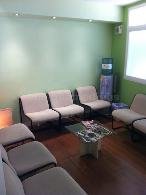 Sala de espera - Clínica Dental Terrón