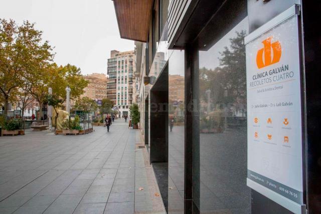 Clínica Dental Galvan en Valladolid - Clinica Recoletos Cuatro