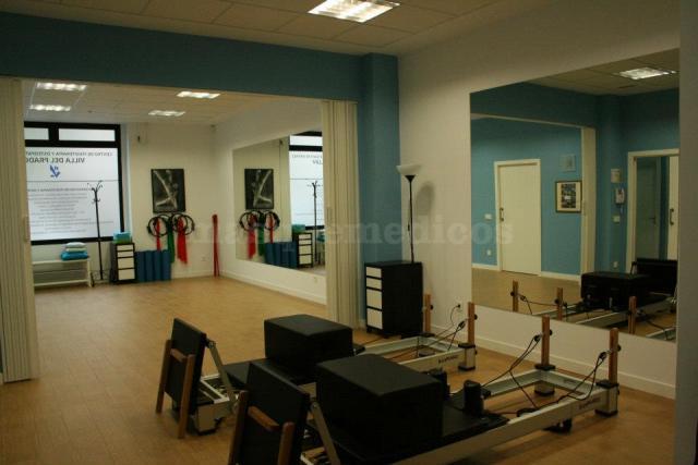 Sala - Centro de Fisioterapia y Osteopatía Científica Villa del Prado