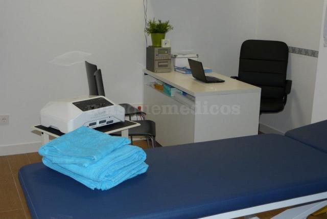 Gabinete - Centro de Fisioterapia y Osteopatía Científica Villa del Prado