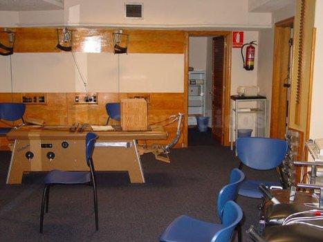 - Centro de Recuperación Funcional y Fisioterapia Gabilondo