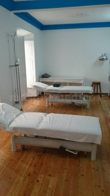 Gimnasio - Clínica de Fisioterapia López Gómez