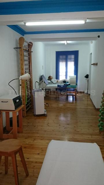 Sala de termoterapia y magnetoterapia - Clínica de Fisioterapia López Gómez