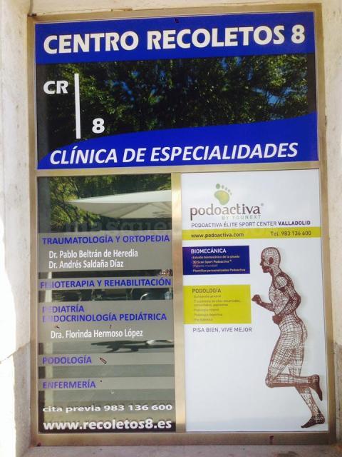 La clínica - Clínica Recoletos 8