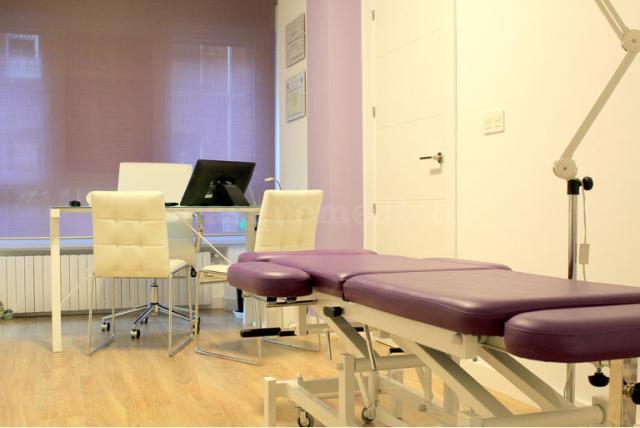 Gabinete - Fisioterapia Mantería 20