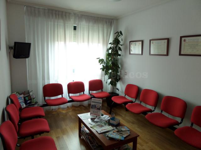 Sala de espera - Doctora Ana María Pérez Miguel