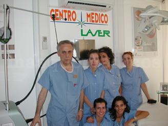Equipo Las Camelias - Centro Médico Láser Vigo