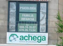 - Centro de Psicología Achega