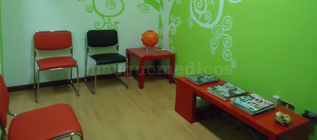 Sala de espera - Laia Psicólogos y Sexólogos