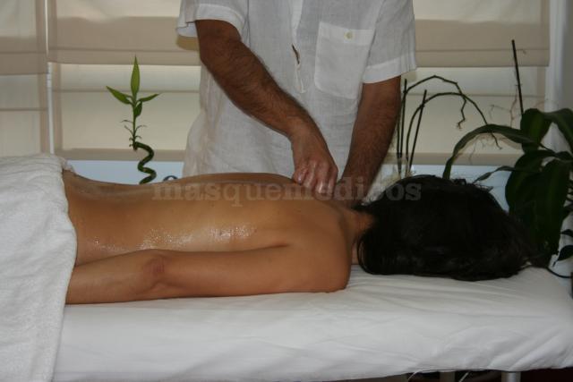 Masaje terapéutico - Jordi Casals