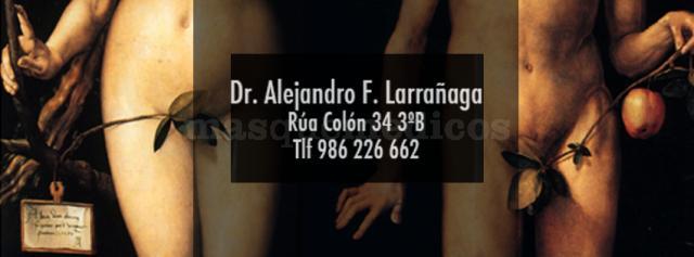 - Doctor Alejandro Fernández Larrañaga